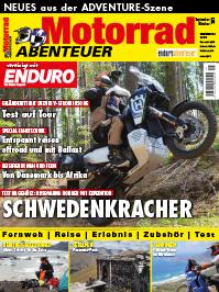 Motorrad-Abenteuer