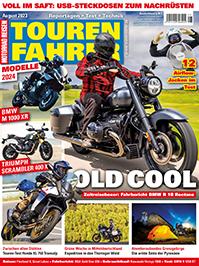 TOURENFAHRER aktuelle Ausgabe
